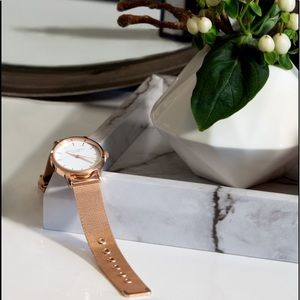 Eddie Borgo The Soho Watch Exclusive - Rose Gold